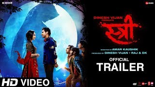 Video Stree Official Trailer | Rajkummar Rao, Shraddha Kapoor, Dinesh Vijan, Raj&DK, Amar Kaushik | Aug 31 MP3, 3GP, MP4, WEBM, AVI, FLV Desember 2018