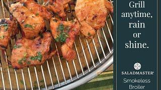 Saladmaster Summer Grilling Recipes