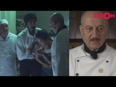 Hotel Mumbai based on 26/11 attack behind-the-scenes video starring Anupam Kher and Dev Patel
