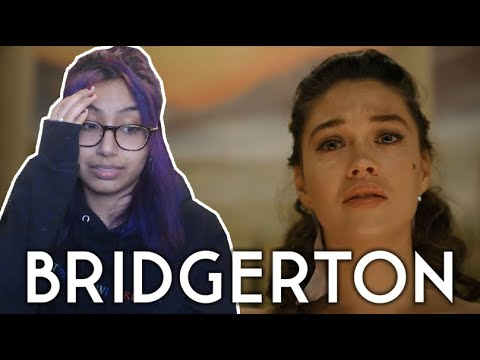 REACTING TO BRIDGERTON EPISODE 3... EVERYONE IS BREAKING UP?