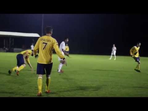 MSOC: TWU Spartans 1 TRU WolfPack 0 - Highlights - Sept. 27, 2014