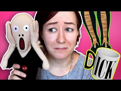 Weird Items I Bought Online (видео)