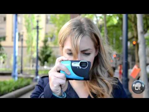 Canon PowerShot D20: Video review