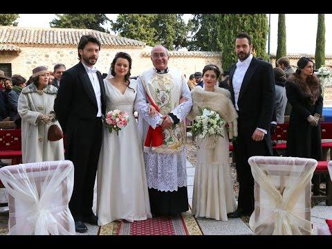 il segreto: doppio matrimonio a puente viejo!