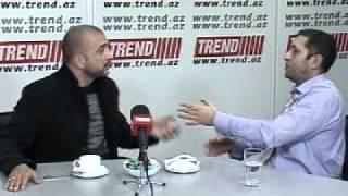 Режиссер и актер Агиль М.Гулиев в гостях Trend Life