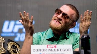 Video Conor McGregor vs. Nate Diaz 2 Press Conference MP3, 3GP, MP4, WEBM, AVI, FLV Juni 2019