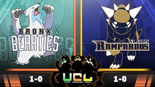 Bronx Beartics vs StL Rampardos [UCL S2W2] Pokemon Omega Ruby & Alpha Sapphire Live Wi-Fi Battle by PokeaimMD