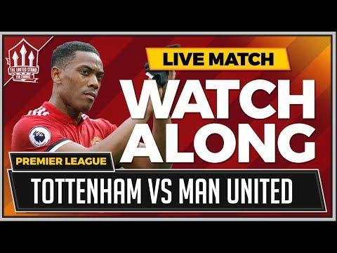 Tottenham vs Manchester United with Mark Goldbridge Watchalong