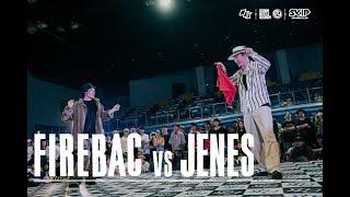 Fire Bac vs Jenes – OBS vol.12 Day3 Popping Best16