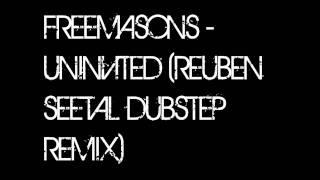 Thumbnail for Freemasons — Uninvited (Dubstep Remix)