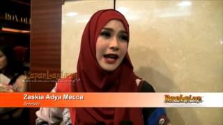 Jelang Perilisan Film Hijab, Zaskia Adya Mecca Semakin Gelis