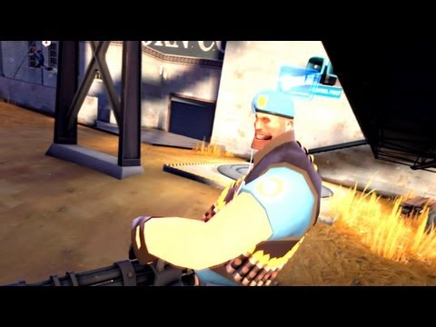 vier - DoB presents us his new Team Fortress 2 frag movie highlighting the clan VIER.