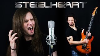 Video Steelheart - She's Gone (Vocal Cover) MP3, 3GP, MP4, WEBM, AVI, FLV Agustus 2019