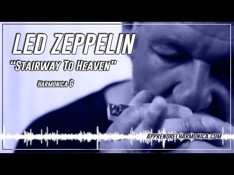 Led Zeppelin - Stairway To Heaven - Harmonica G