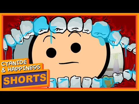 Dentist – Cyanide & Happiness Shorts