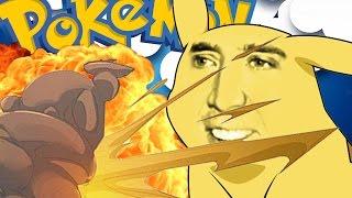 NICHOLAS CACHU - Pokemon GO in Plague Inc., pokemon go, pokemon go ios, pokemon go apk