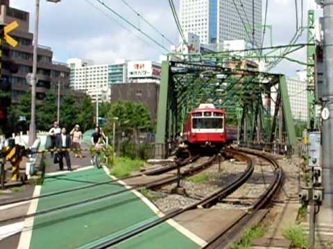 京急電車@品川踏み切り Keikyû trains @ Shinagawa level crossing -16 tr.
