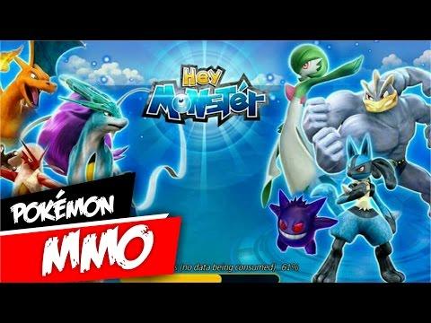 Hey Monster(SEA) Novo Pokémon MMO Gameplay Incrível!!!