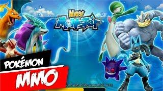 Hey Monster(SEA) Novo Pokémon MMO Gameplay Incrível!!! by Pokémon GO Gameplay