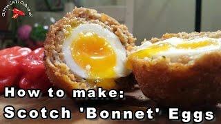 Scotch Bonnet Eggs