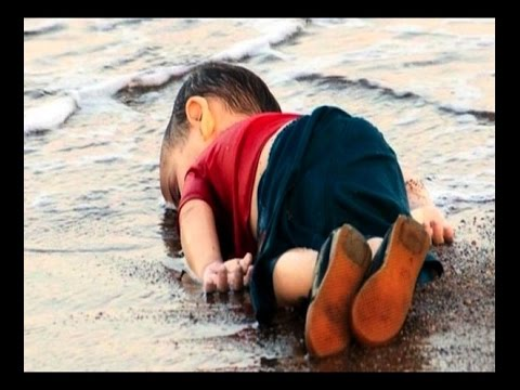 Here is full story behind horrifying image of drowned Syrian boy