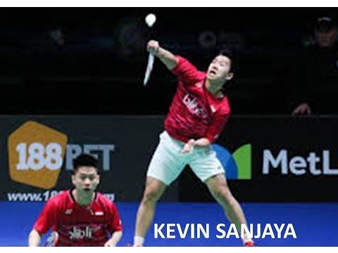 5 pukulan aneh kevin sanjaya - atlet bulutangkis kebanggaan indonesia