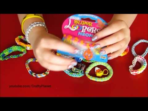 SOCCER BALL Charm –  Rainbow Loom Rubber Band Haul – Rubber Band Bracelets, Rings, Charms, Designs
