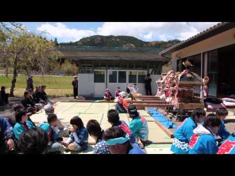 福田十二神楽~2013年5月の祭~