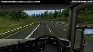 UK Truck Simulator videosu