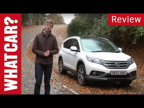 2013 Honda CR-V review - What Car?