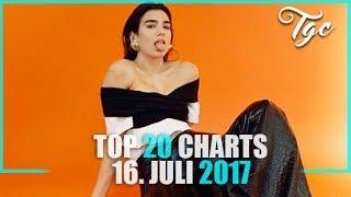 Video TOP 20 SINGLE CHARTS - 16. JULI 2017 MP3, 3GP, MP4, WEBM, AVI, FLV Februari 2018