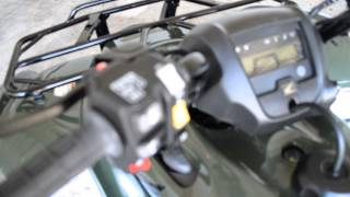 7. 2014 Rancher AT / IRS + EPS - Honda of Chattanooga TN GA AL ATV Dealer - TRX420FPA