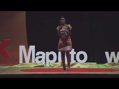 Construção de Poema, Na Reconstrução de uma Sociedade | Énia Lipanga | TEDxMaputoWomen