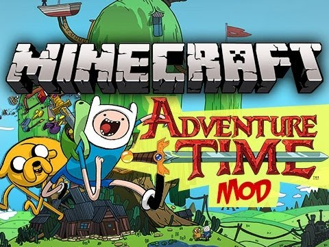Minecraft: Adventure Time Mod