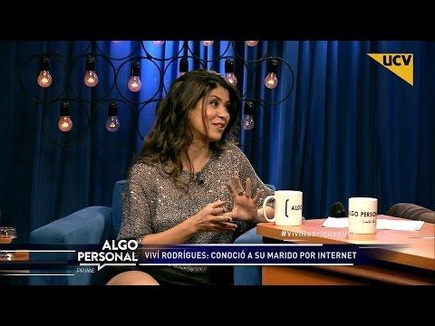 video Viví Rodrígues habla de cómo conoció a su marido por internet