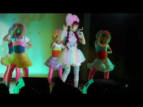 Kyary Pamyu Pamyu - Candy Candy - Special Live @ 活力日本展 IN ...