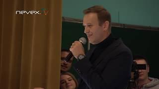 Навальный в Петербурге 02 02 2019