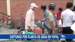 CAPTURAS POR DESCALABRO DE LA PLANTA MODULAR EN YOPAL