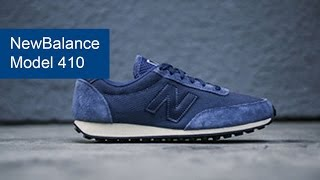 New Balance Model 410 - фото