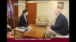 Exclusive Interview Yingluck On Ongoing Political Stalemate In Thailand (part 2)