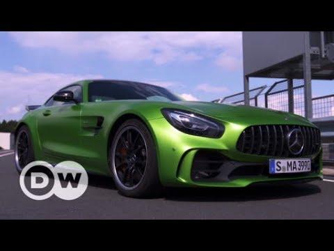Mercedes AMG GT R - das Biest ist los | DW Deutsch
