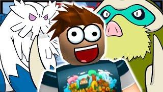 SHINY ABOMASNOW & SHINY MAMOSWINE!! | Roblox Pokemon Brick Bronze | Ep 46