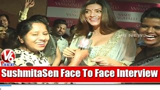 Former Miss Universe Sushmita Sen Face To Face Interview
