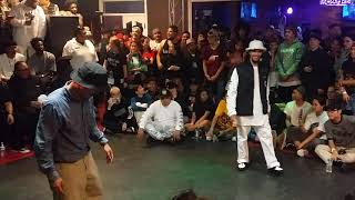 Dnoi vs Greenteck – Freestyle Session 2017 Popping Battles