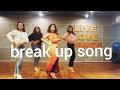 BREAK UP SONG #BEST EASY DANCE #RITU'S DANCE STUDIO SURAT