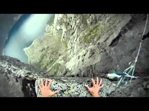 These People Have No Fear and are AWESOME: Base Jumping 2013 ! EXTREME