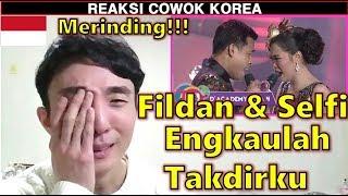 "Video COWOK KOREA MERINDING Dengar Duet Selfi Dan Fildan ""Engkaulah Takdirku"" MP3, 3GP, MP4, WEBM, AVI, FLV Januari 2019"