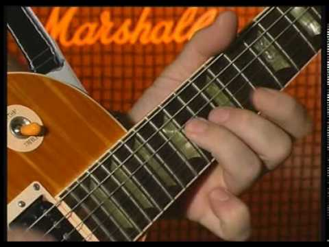 Slash-Guitar Lessons-Lick 1