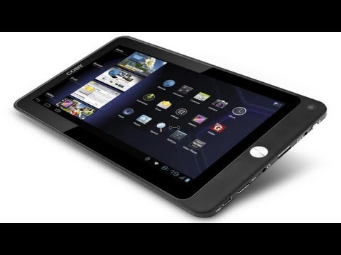 Coby Kyros 7 Inch Android 4.0 4 GB Internet Tablet 16:9 Capacitive Multi Touch Widescreen