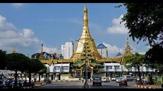 Yangon Myanmar  City pictures : Walking in Yangon (Myanmar)